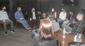 Empresários reunidos Crédito foto_ Yoshiaki